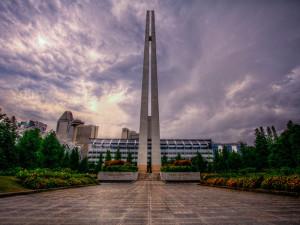 Мемориал гражданским жертвам японской оккупации в Сингапуре