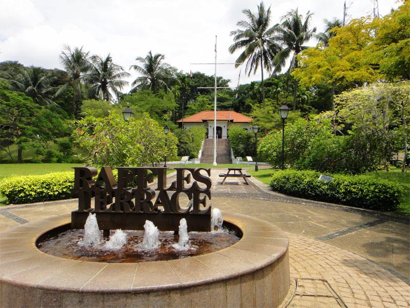 Парк Форт Каннинг в Сингапуре