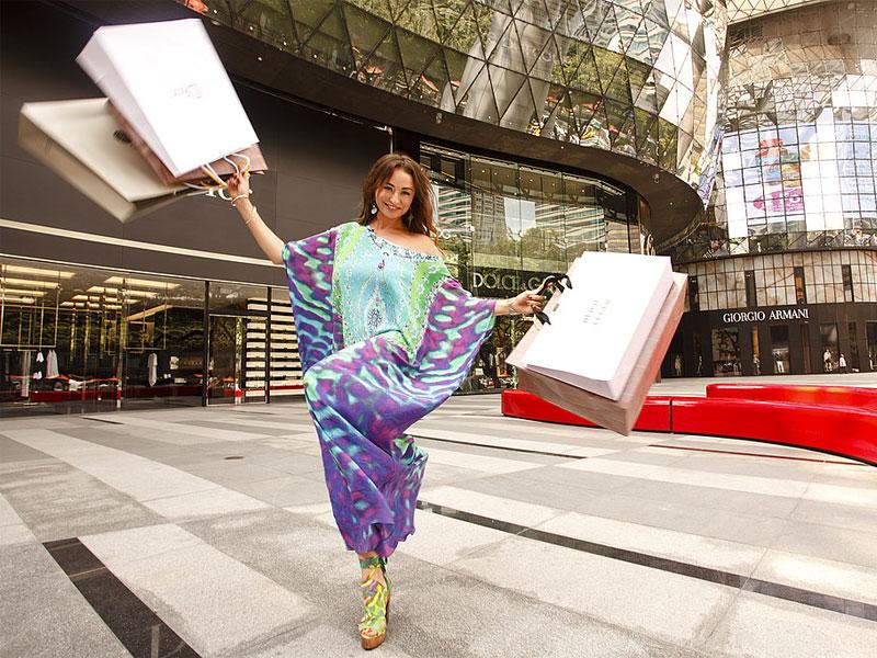 Невероятные скидки в дни Великой сингапурской распродажи могут достигать 70 процентов