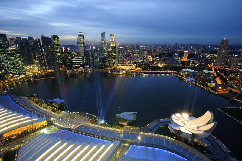фото сингапура в июне только человек