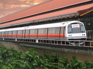 Общественный транспорт в Сингапуре
