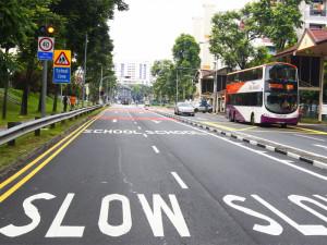 Советы туристам-водителям в Сингапуре