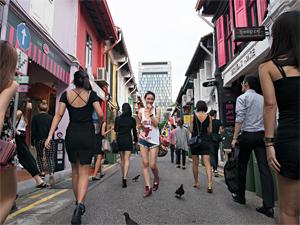 привычки сингапурцев