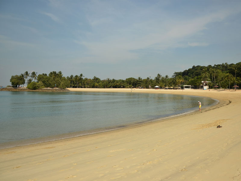 Пляж Tanjong Beach