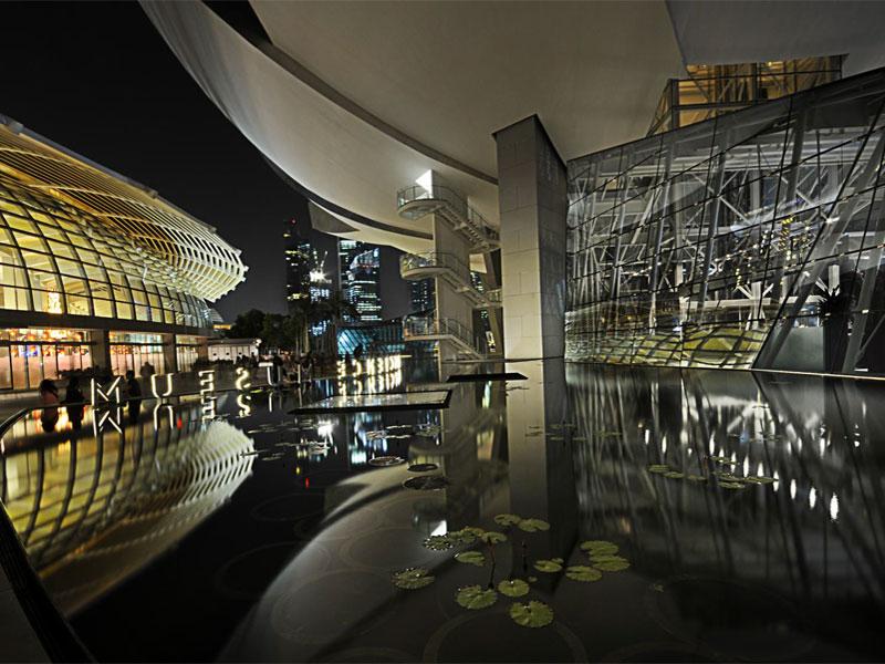 Музей Искусства и Науки в Сингапуре