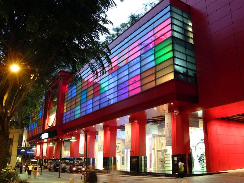 Торговый центр DFS Galleria