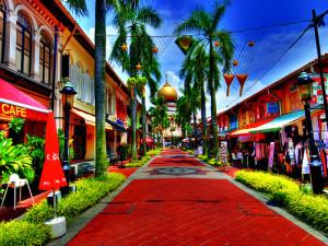 Хари райя хаджи (Курбан-байрам) в Сингапуре