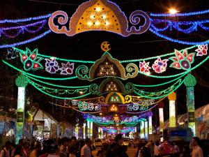Хари райя пуаса (Ураза-байрам) в Сингапуре