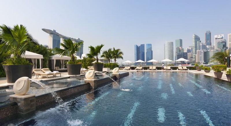 Отель Mandarin Oriental Singapore