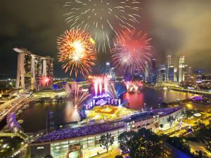 День независимости Сингапура