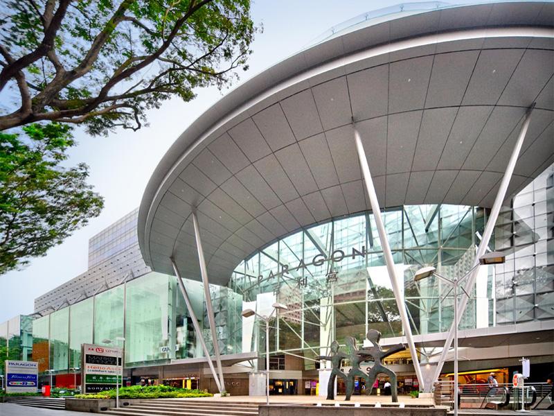 Торговый центр Paragon
