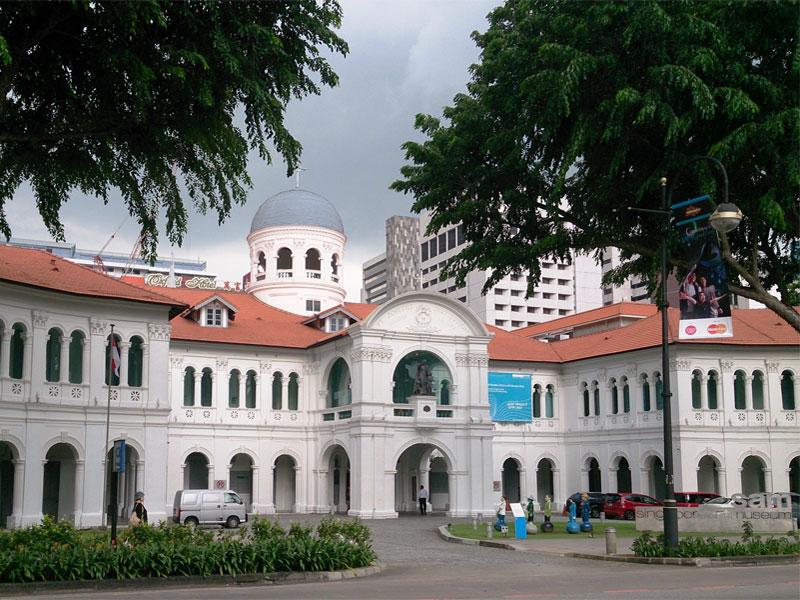 Художественный музей Сингапура активно способствует росту понимания современного искусства