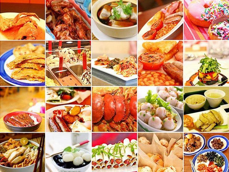 Кулинарный фестиваль в Сингапуре дает возможность попробовать все самые известные блюда