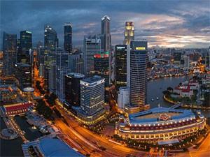 Лучшие виды и панорамы в Сингапуре