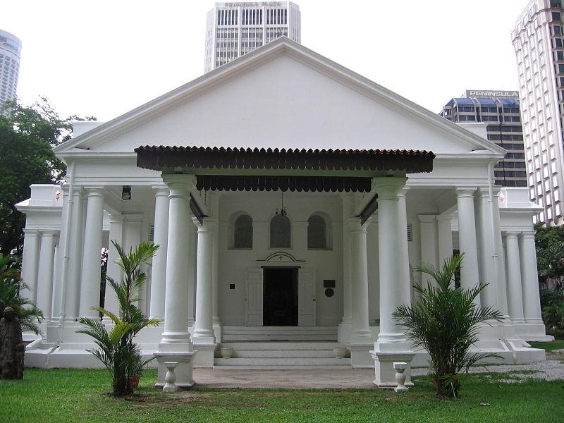 Армянская церковь Святого Григория Просветителя в Сингапуре