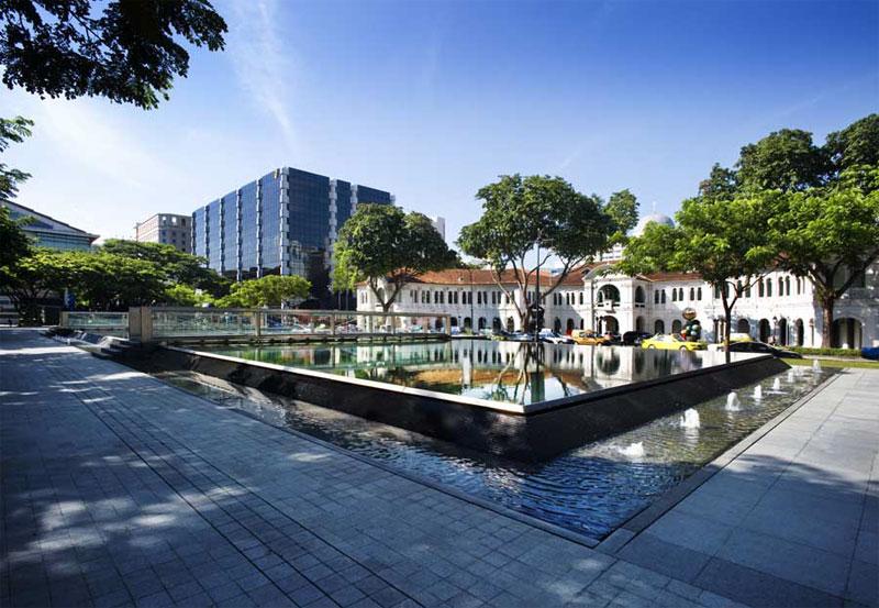 Район Брас Басах Бугис в Сингапуре