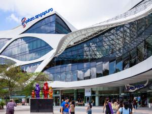 Торговый центр Plaza Singapura