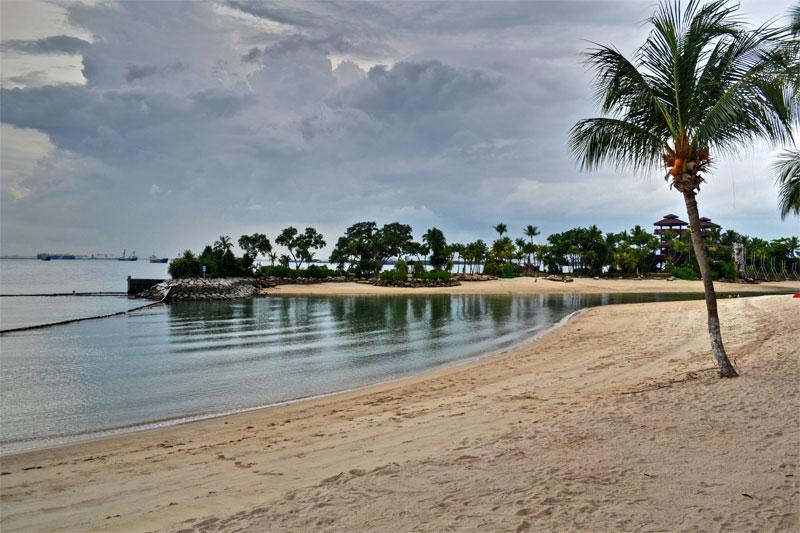 Остров Сентоза в Сингапуре