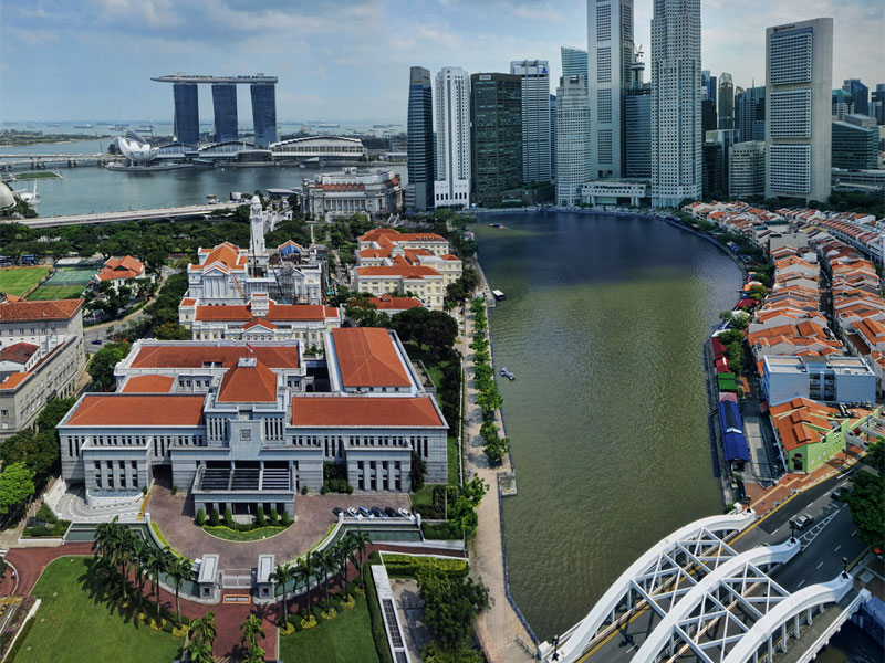 Фундамент современного Сингапура когда-то был заложен на берегах именно этой реки