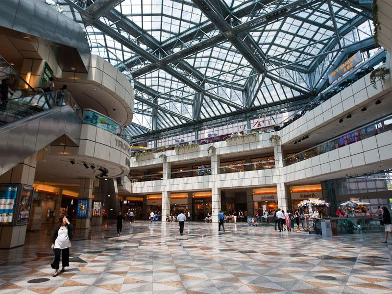 Торговый центр Suntec City Mall