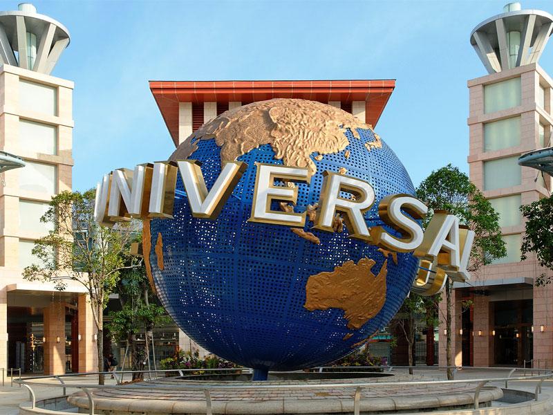 Парк развлечений является подразделением кинокомпании Universal Pictures