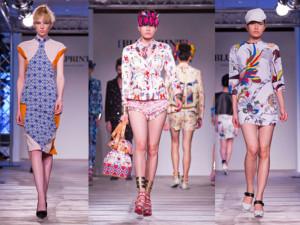 Неделя моды Asia Fashion Exchange в Сингапуре