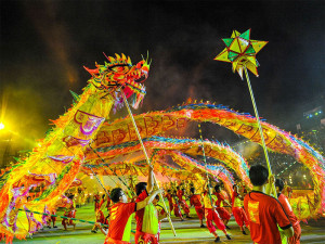 Главные традиции Китайского Нового года