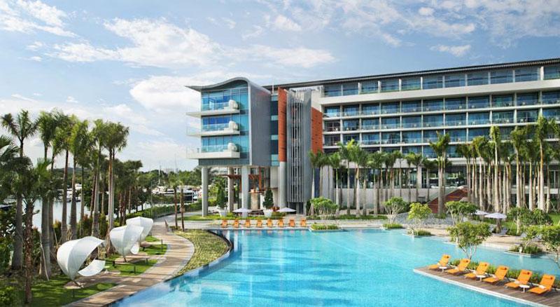 Отель W Singapore - Sentosa Cove