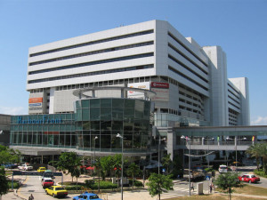 Торговый центр HarbourFront Centre