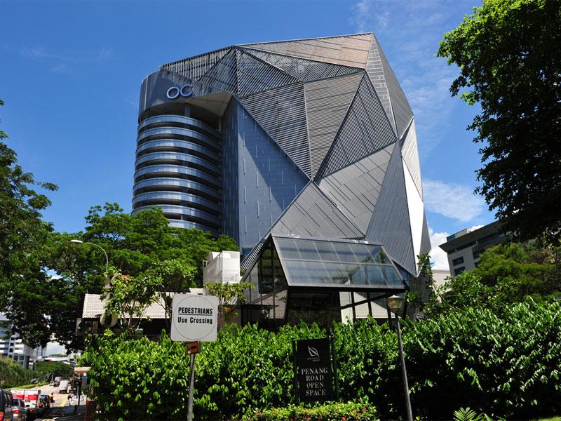 Торговый центр Orchard Central