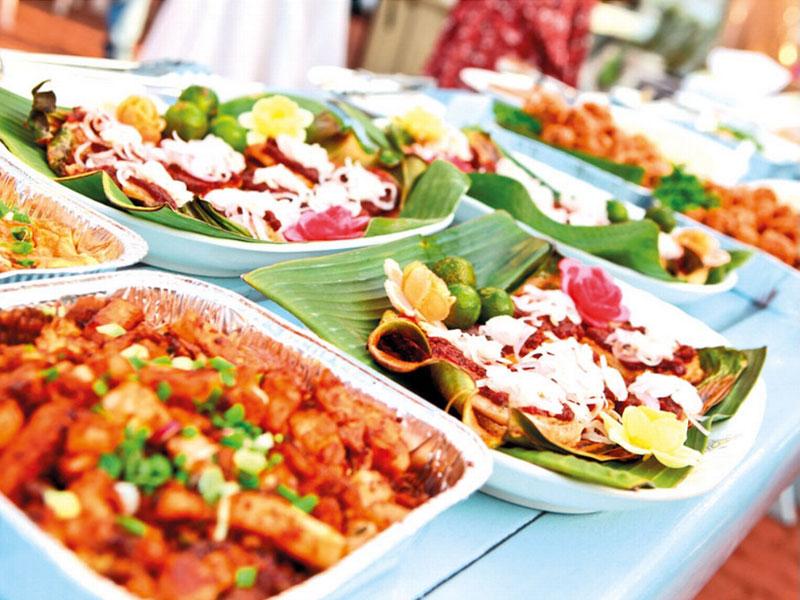 Конгресс уличного питания демонстрирует самые доступные шедевры мировой кухни