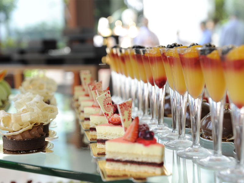 Саммит изысканных блюд - это возможность увидеть и попробовать блюда высокой кухни