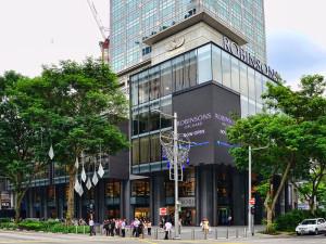 Торговый центр The Heeren Shops