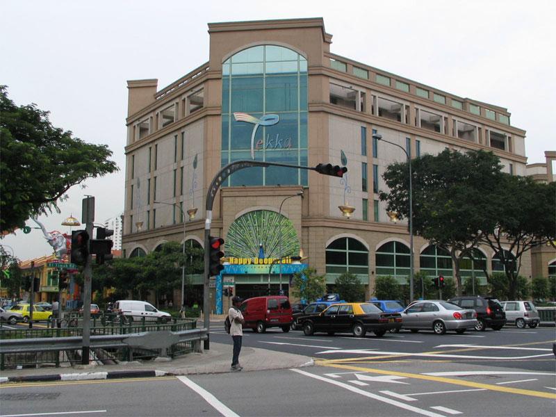 Торговый центр Tekka Centre