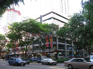 Торговый центр Lucky Plaza